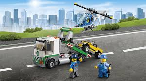 100 Lego City Tow Truck LEGO N Tow Truck And Helicopter Square 60097