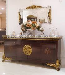 2015 0063 Antique Dining Room Buffet Sideboard