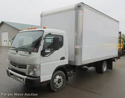 100 Gj Truck Sales 2013 Mitsubishi Fuso FE160 Box Truck Item DA8295 SOLD N
