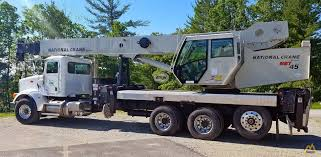 45t National NBT45 Boom Truck Crane For Sale Or Rent Trucks ...