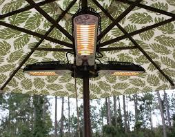 Dimplex Outdoor Patio Heater 1 by Patio Heaters Warm Up The Nightportablefireplace Com