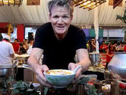 gordon ramsay cauchemar en cuisine bubbly in bordeaux gordon ramsay aims to annoy rival at