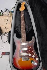 John Mayer Stratocaster 3 Tone Sunburst Max Guitar