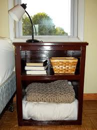 old brown building a nightstand and fulfilled content plus tiny