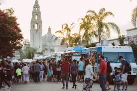 100 Truck Festival Spring Fling Food Balboa Park Conservancy