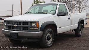 100 Cheyenne Trucks 1996 Chevrolet 1500 Pickup Truck Item FQ9182 Tu
