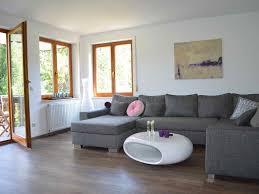 kleines wohnzimmer großes sofa großes sofa große