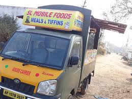FOOD TRUCK FOR RENT OR SALE, Hyderabad