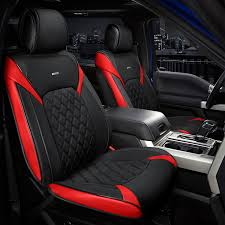 100 Ram Truck Seat Covers Buy Rixxu SCBKREDFZA1ST Forza Series 1st Row Black