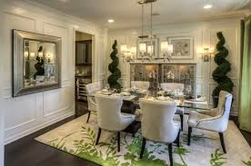 Traditional Dining Room By Roswell Home Builders Ashton Woods