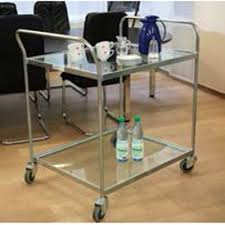 servante de bureau servante de bureau avec plateaux en verre chariots de bureau