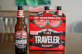 Travelers Pumpkin Beer by Hopsouth Time Traveler Shandy