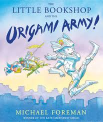 The Little Bookshop And Origami Army