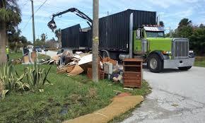 100 Davis Trucking Flagler Beach Debris Collection To Wrap Up This Week News