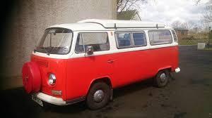 Camper Van Conversions From Railway Garage