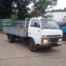 Left Hand Drive Toyota Dyna 300 / BU30 6 Tyres 3.5 Ton Truck. On 6 ...