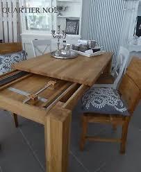 gestellauszugstisch esstisch tisch mit gestellauszug massivholz tisch ausziehbar ebay