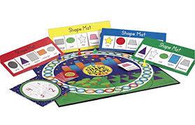Childcraft Math Board Game