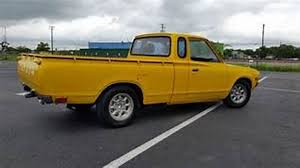 100 Datsun Truck 620 King Cab Rear Glass Seal Cal Style