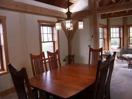 Mission Style Dining Room Lighting Craftsman Inside Light