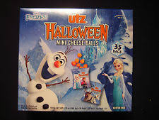 Utz Halloween Pretzels by Utz Halloween Mini Cheese Balls 60 Count Ebay