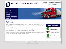 100 Falcon Trucking Transport Competitors Revenue And Employees Owler Company