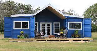 104 Shipping Container Homes In Texas Order A Farmhouse Made From A Hip2behome