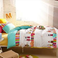 white patterned high end cute for teen Bed in a Bag [OBCS