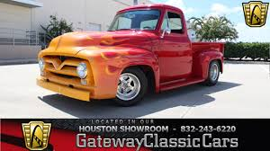 1954 Ford F100 | Gateway Classic Cars | 1336-HOU 1954 F100 Old School New Way Cool Modified Mustangs Ford Burnyzz American Classic Horse Power Custom Truck 72015mchmt1954fordtruckthreequarterfront Hot Rod Resto Mod F68 Monterey 2014 For Sale Classiccarscom Cc1028227 Pickup Classic Pick Up Truck From Arizona See Abes Journal Network Truck Used Sale