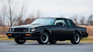 100 Sylvester Stallone Truck The Day I Smashed Up A Brandnew Buick GNX Hagerty Articles