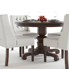 Pottery Barn / Tivoli Table & Sorrel Chairs - Articles With Nailhead Ding Chairs Pottery Barn Tag Stunning Set Of Stefano Ebth Fresh Vintage Nc Slipcovered Chair Fniture Beautiful Seagrass Photo Room Interior Design Play Table Bar Leather Awesome Kitchen Pads Khetkrong And