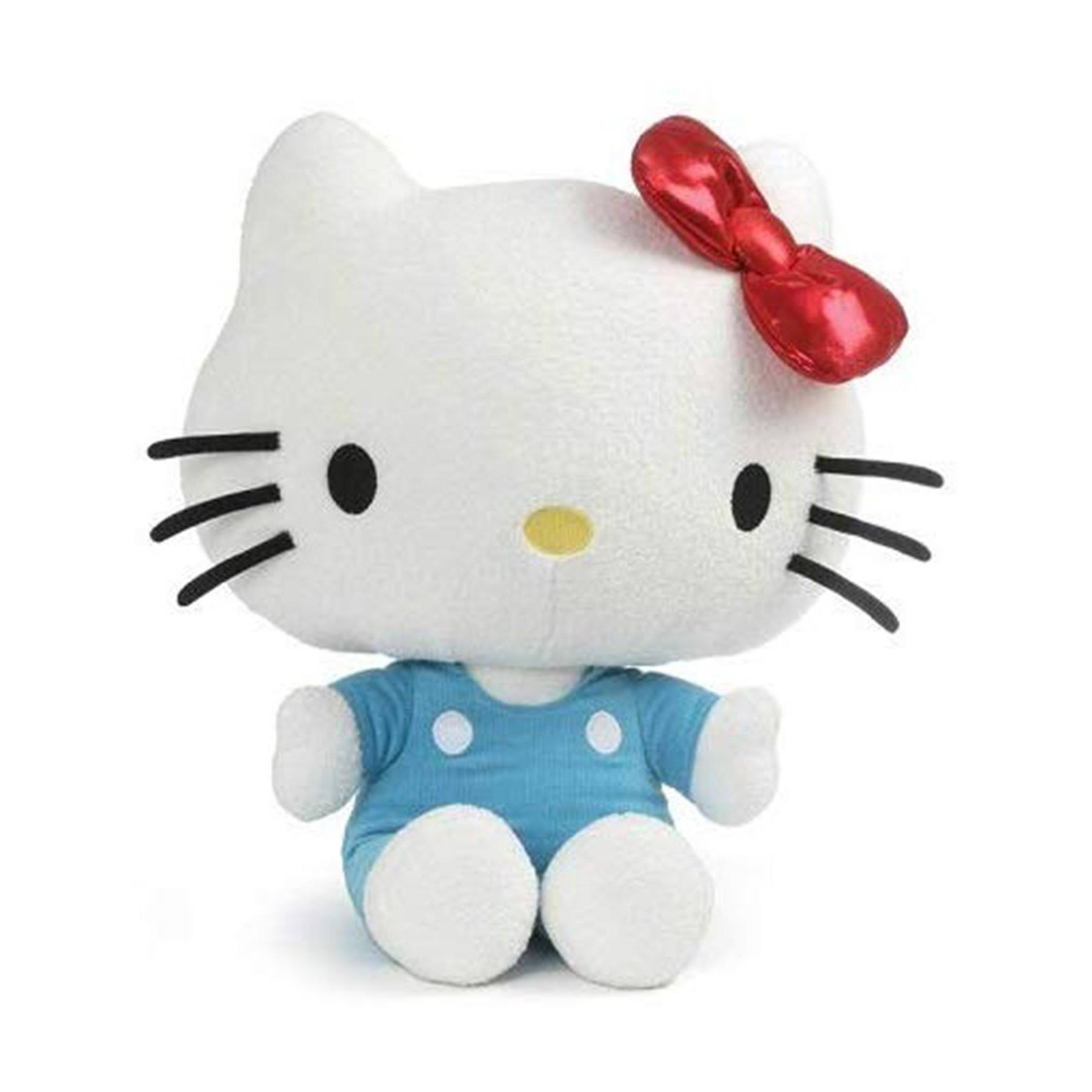 "Gund Hello Kitty 45th Anniversary 17"" Plush"