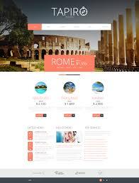 Website Design Template 47949