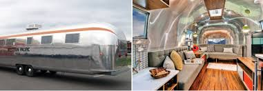 100 Inside An Airstream Trailer A Rare 1962 Is A Marvelous Home With A Whimsical