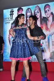 Varun Dhawan and Kriti Sanon Promote Dilwale in Style
