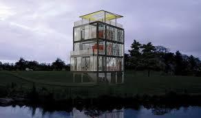 100 Prefab Architecture Cellophane House A Modern