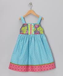 Enchanted Garden Swing Dress