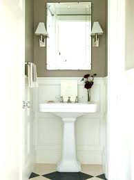 Home Depot Pedestal Sink Cabinet by Large Pedestal Sinks Bathroompedestal Sink Bathroom Ideal Designs