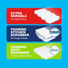 100 Kitchen Tile Kitchen Grease Net Household by Mr Clean Magic Eraser Variety Pack Cleaning Pads 6 Pc Plastic Tub