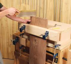 3 Classic Vises Made With Pipe Clamps By American Woodworker