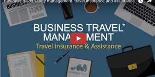 Business Travel Safety Management Insurance And Assistance Video Interview