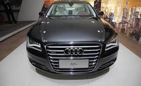 s 2011 Audi A8 L W12 Quattro