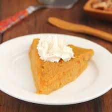 Crustless Pumpkin Pie by Crustless Pumpkin Pie Amy U0027s Healthy Baking