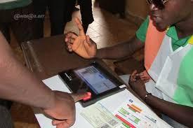 ouverture des bureaux de vote présidentielle 2015 démarrage effectif du vote à tiassalé