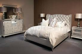 Michael Amini Bedding Sets Glimmering Heights Bedroom Set By