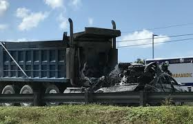 100 Dump Truck Crash Fatal Naples Dump Truck Crash Shuts Down Collier Blvd