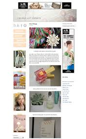 Designed Social Media Buttons Categories And Some Fun New For The Side Of Cupcakes Cashmere A Popular Fashion Blog