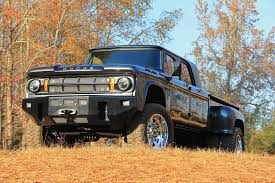 100 Dodge Dually Trucks For Sale This 1969 D200 Power Wagon Mega Cab Is OneofaKind