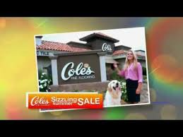 Coles Fine Flooring Santee by Coles Fine Flooring Sizzling Summer Sale Youtube