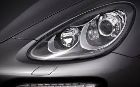 xenon vs led porsche pdls headlights also halogen 018